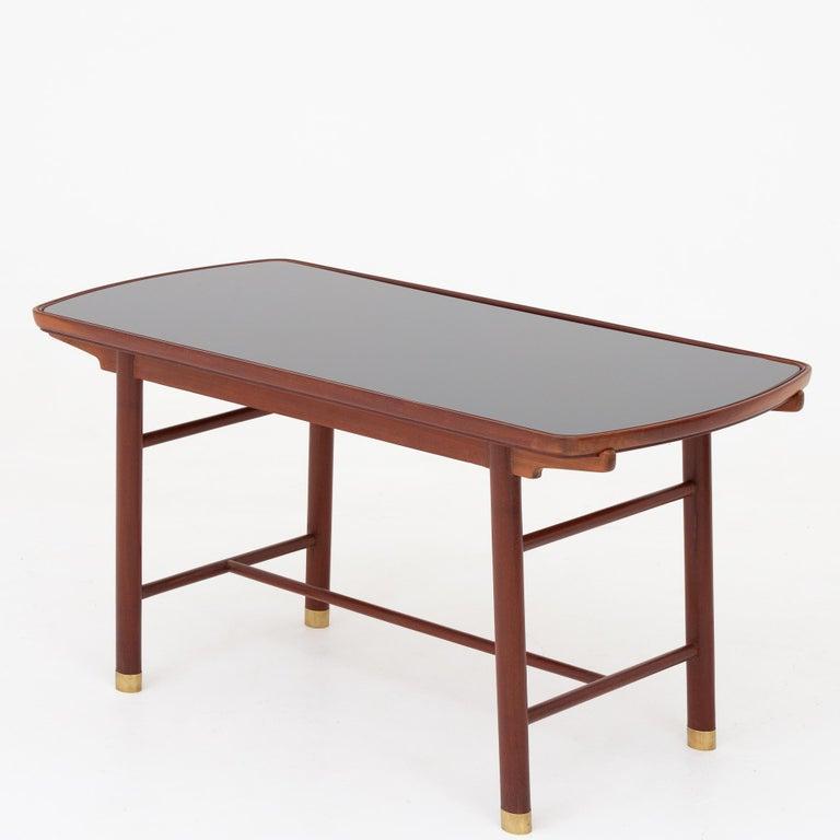 Scandinavian Modern Coffee Table by Peter Hvidt & Orla Mølgaard Nielsen For Sale