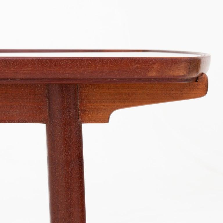 Danish Coffee Table by Peter Hvidt & Orla Mølgaard Nielsen For Sale