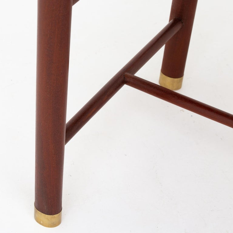 Mahogany Coffee Table by Peter Hvidt & Orla Mølgaard Nielsen For Sale