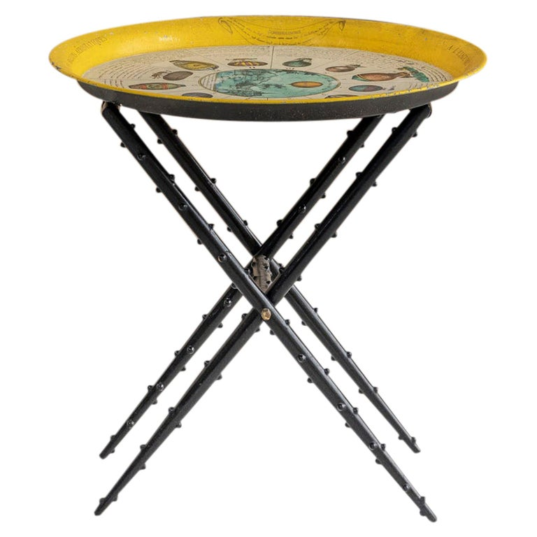 Coffee Table by Piero Fornasetti For Sale