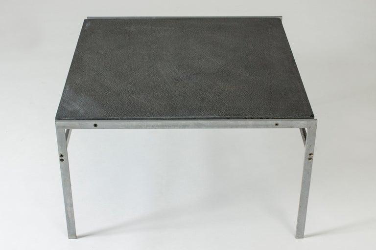 Scandinavian Modern Coffee Table by Preben Fabricius & Jørgen Kastholm for Bo-Ex, Denmark, 1960s For Sale
