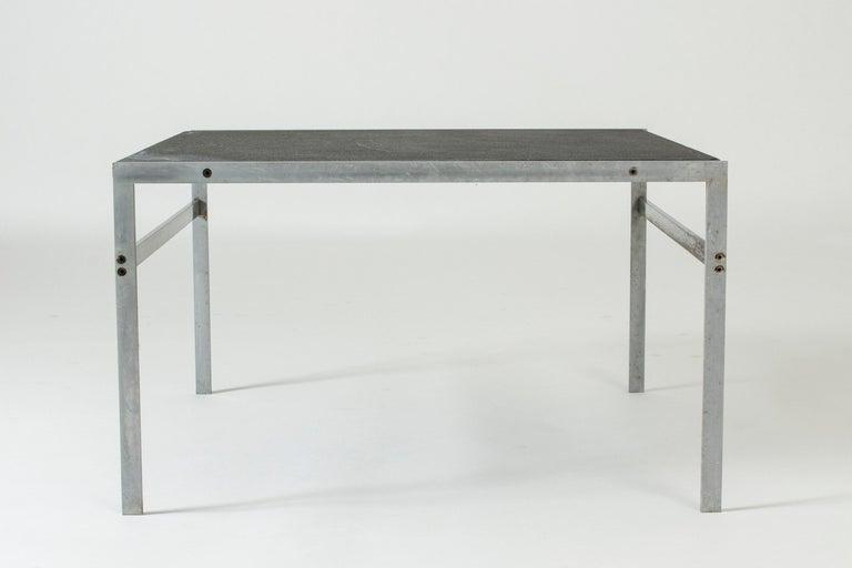 Danish Coffee Table by Preben Fabricius & Jørgen Kastholm for Bo-Ex, Denmark, 1960s For Sale