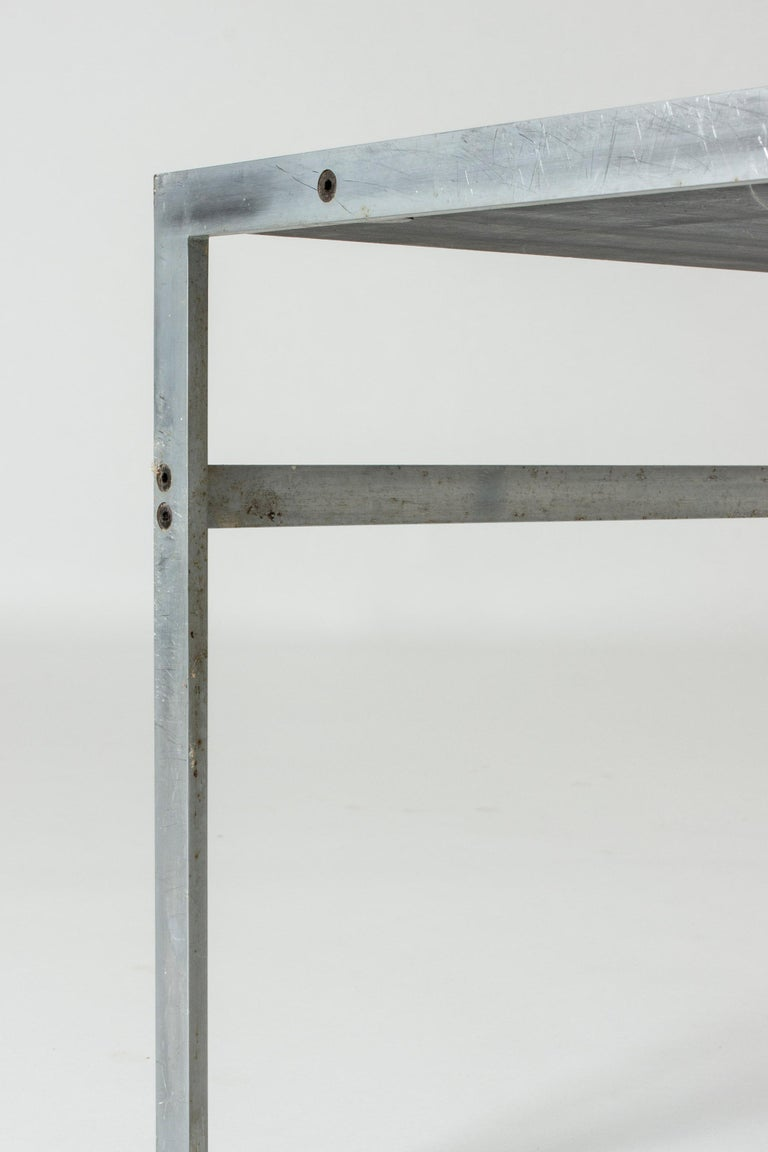 Mid-20th Century Coffee Table by Preben Fabricius & Jørgen Kastholm for Bo-Ex, Denmark, 1960s For Sale