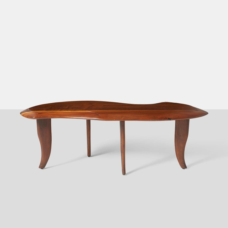 American Coffee Table by Ray Leach For Sale