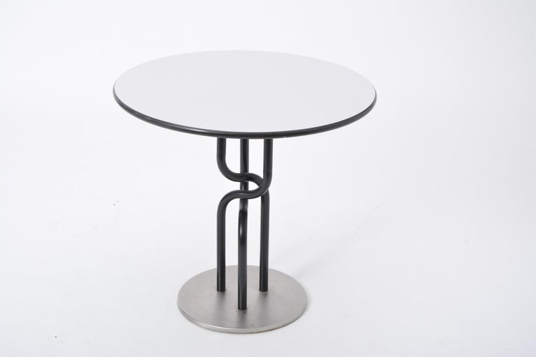 Danish Post-Modern side table by Rud Thygesen and Johnny Sorensen for Botium In Good Condition In Berlin, DE