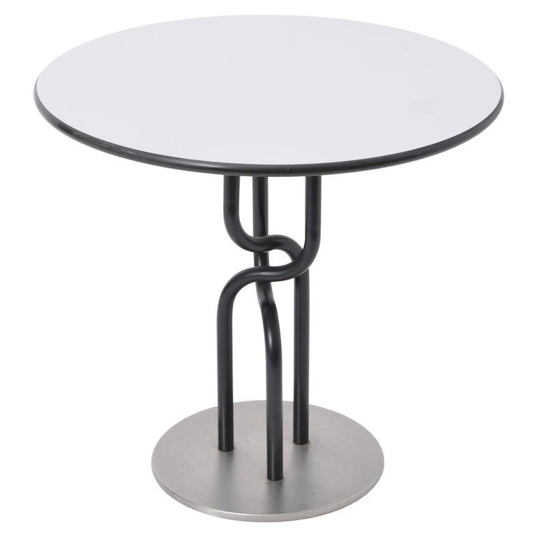 Danish Post-Modern side table by Rud Thygesen and Johnny Sorensen for Botium