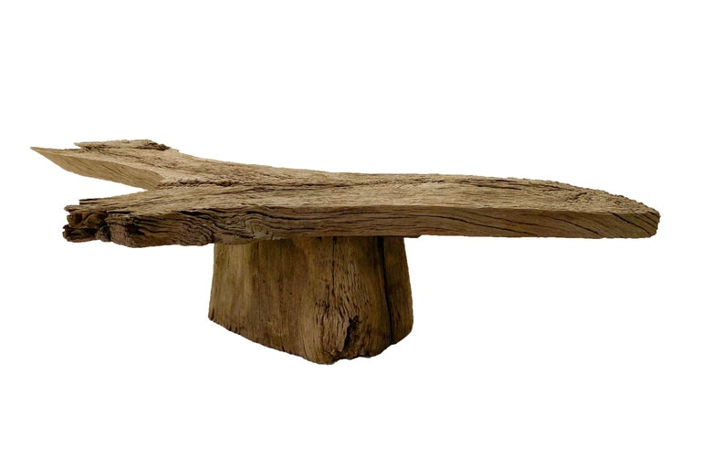 Rustic Coffee Table, circa 2000, Spain For Sale