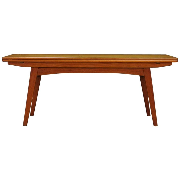 Coffee Table Danish Design Vintage 1960-1970 Retro At 1stdibs