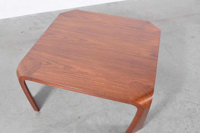 Coffee Table Designed by Saburo Inui for Tendo Mokko, Japan, circa 1960 For Sale 5