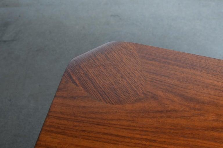 Coffee Table Designed by Saburo Inui for Tendo Mokko, Japan, circa 1960 For Sale 2