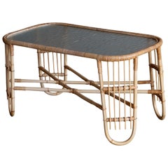 Coffee table designed by Viggo Boesen, Denmark, 1940s