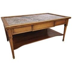 Coffee Table , Louis XVI Style, circa 1940