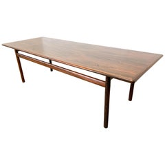 Coffee Table in Rosewood by Tobjorn Afdal