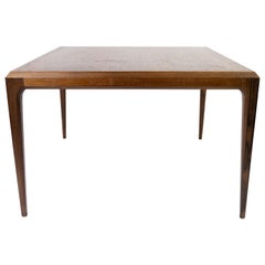 Coffee Table in Rosewood Designed by Johannes Andersen, 1960s