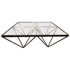 Coffee Table in the style of Paolo Piva for B&B Italia, 1980s