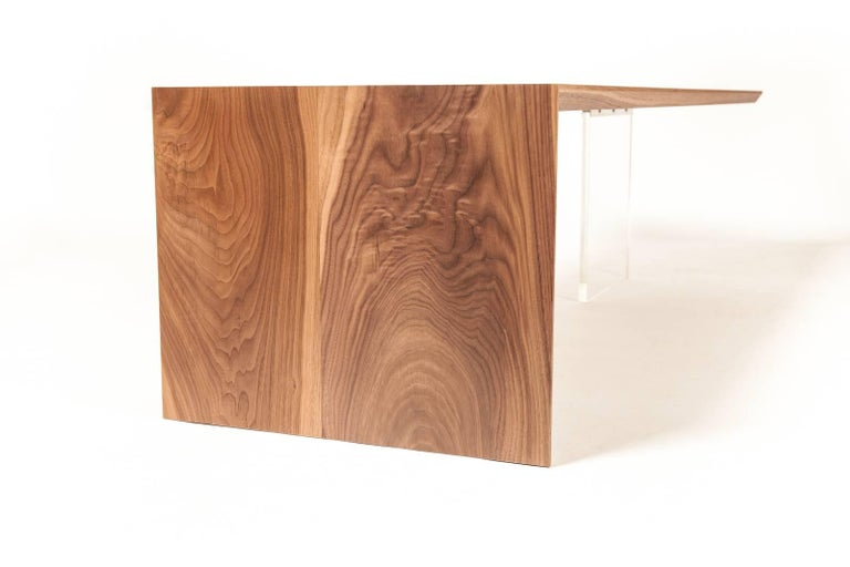 Contemporary Coffee Table by Rossi Studio For Sale