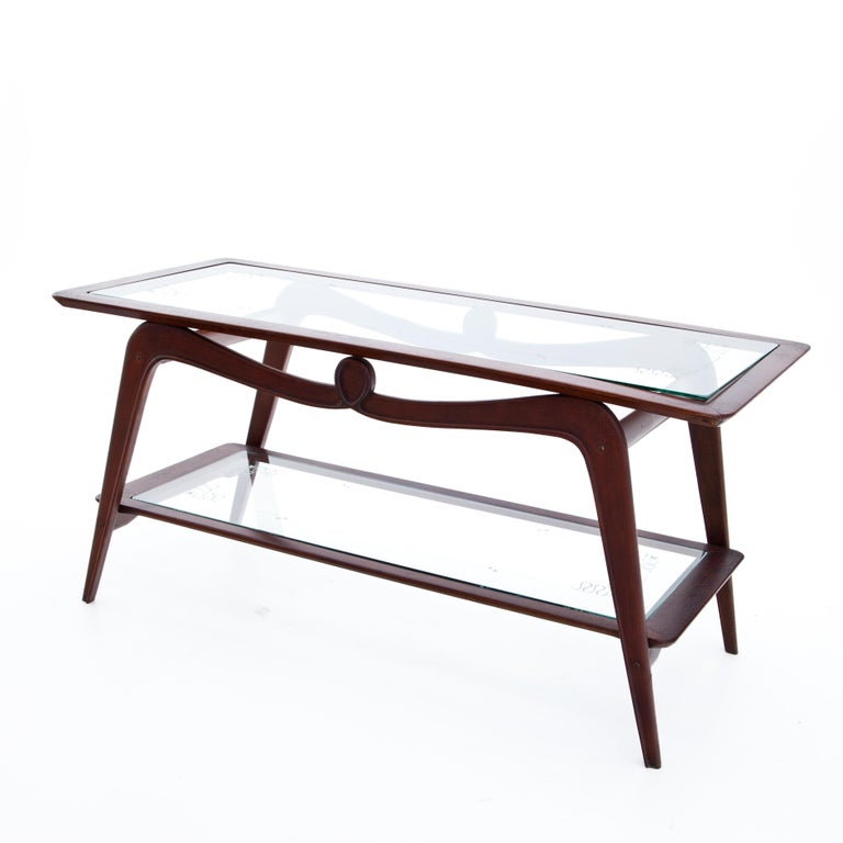 Coffee Table, Italy, 1940s In Good Condition For Sale In Greding, DE