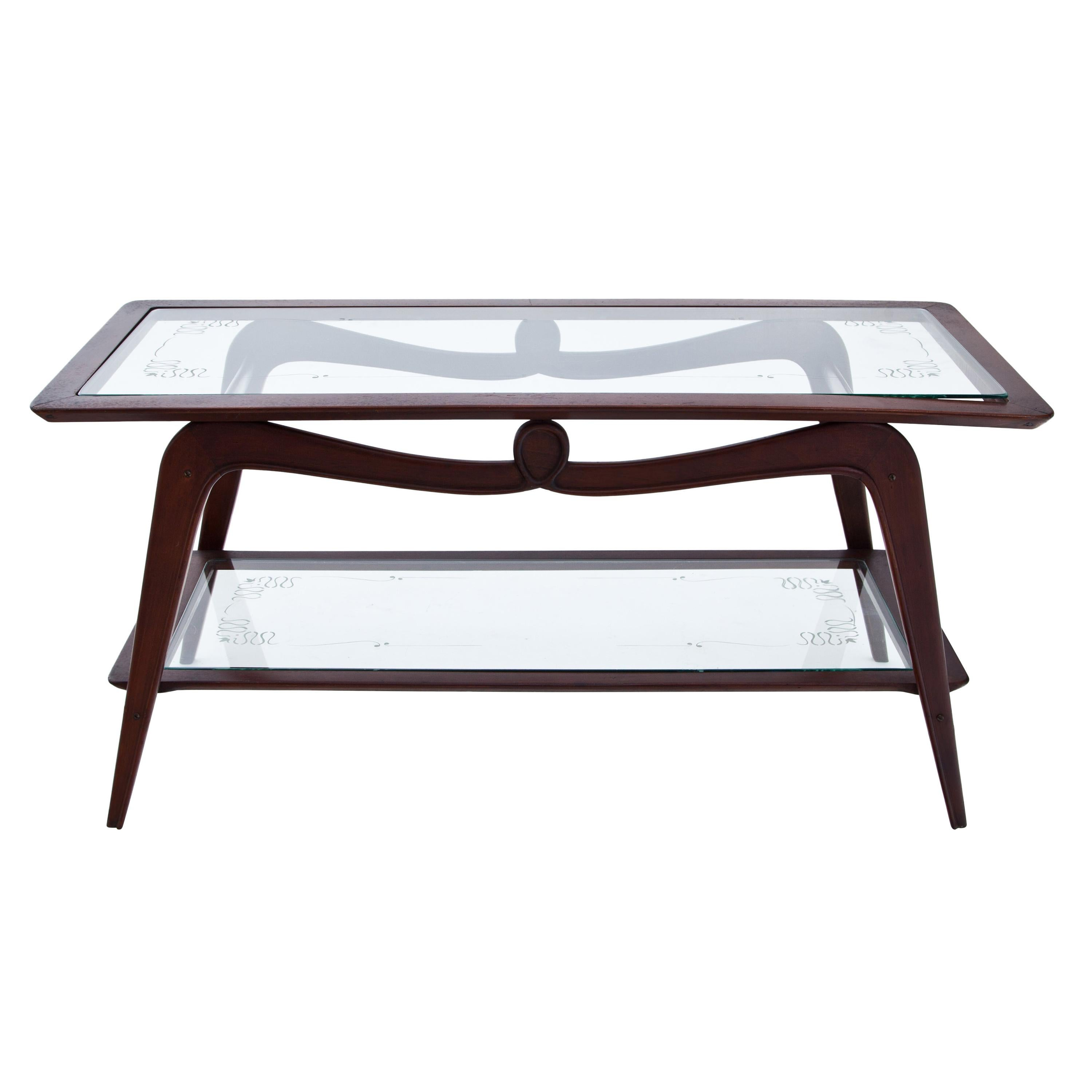 Coffee Table, Italy, 1940s