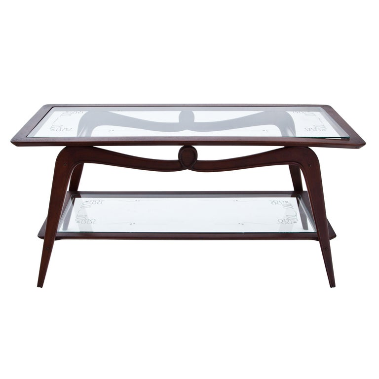 Coffee Table, Italy, 1940s For Sale