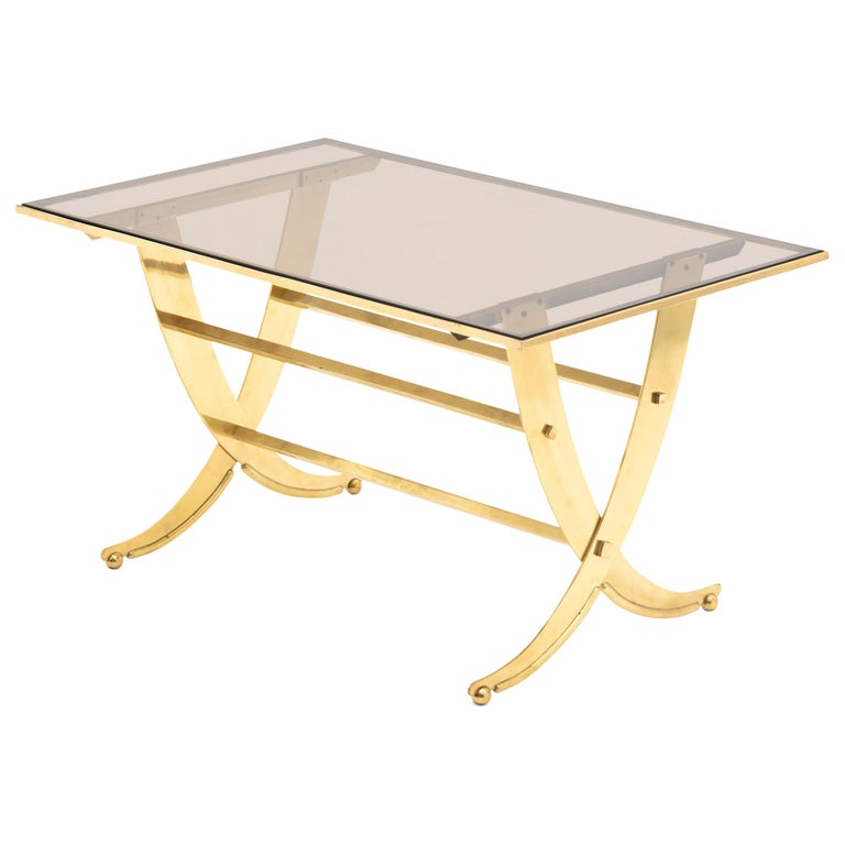 Coffee Table, Italy, Mid-20th Century For Sale