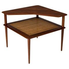 "Coffee Table ""Minerva"" by Peter Hvidt & Orla Mølgaard for France & Søn, Denmark."
