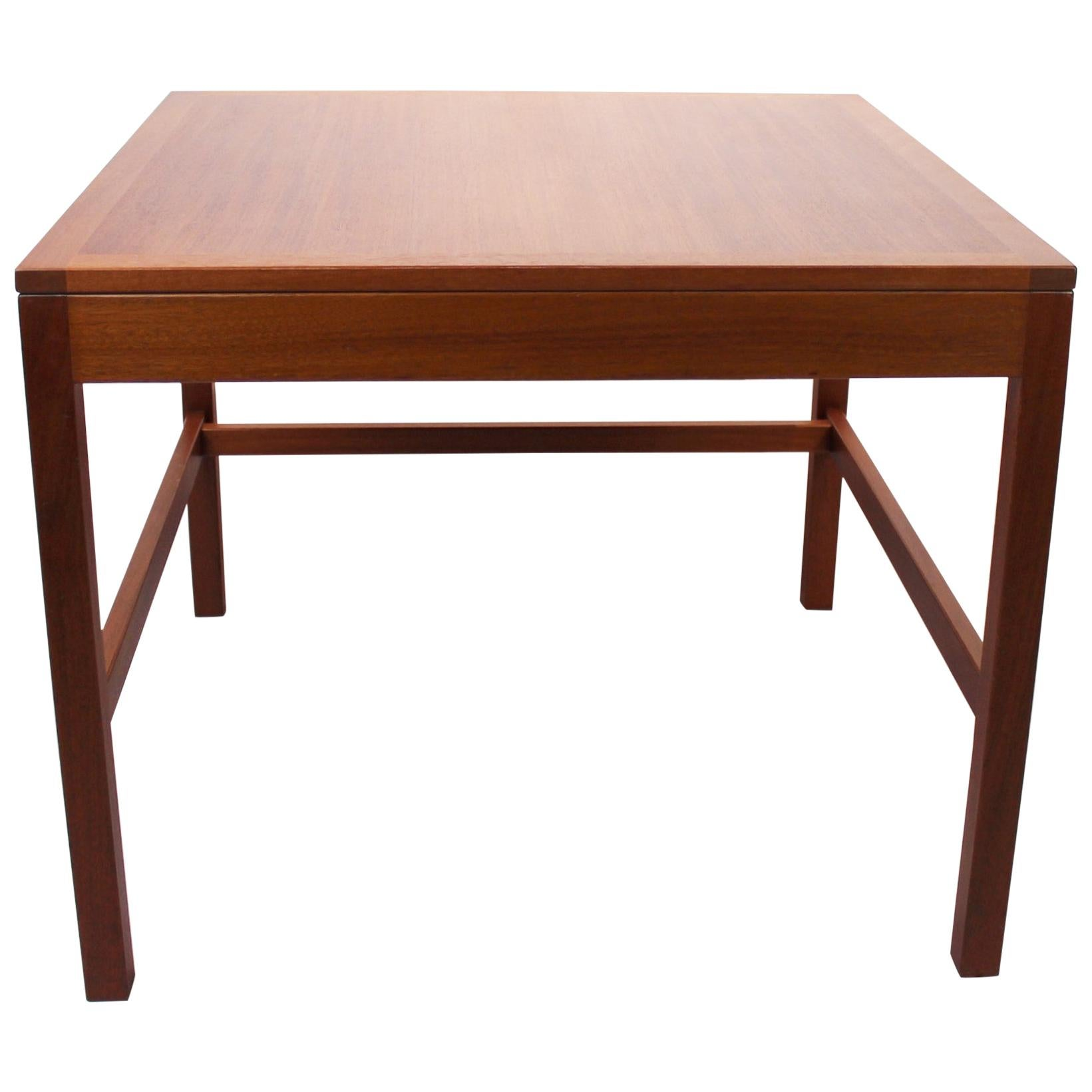 Coffee Table, Model 5363, of Teak by Børge Mogensen and Fredericia, 1960s