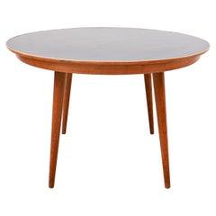 "Coffee Table Model ""Dreirundtisch"" by Max Bill, Swiss 1949"