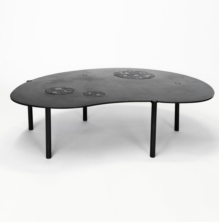 Coffee table No. 12 by JM Szymanski