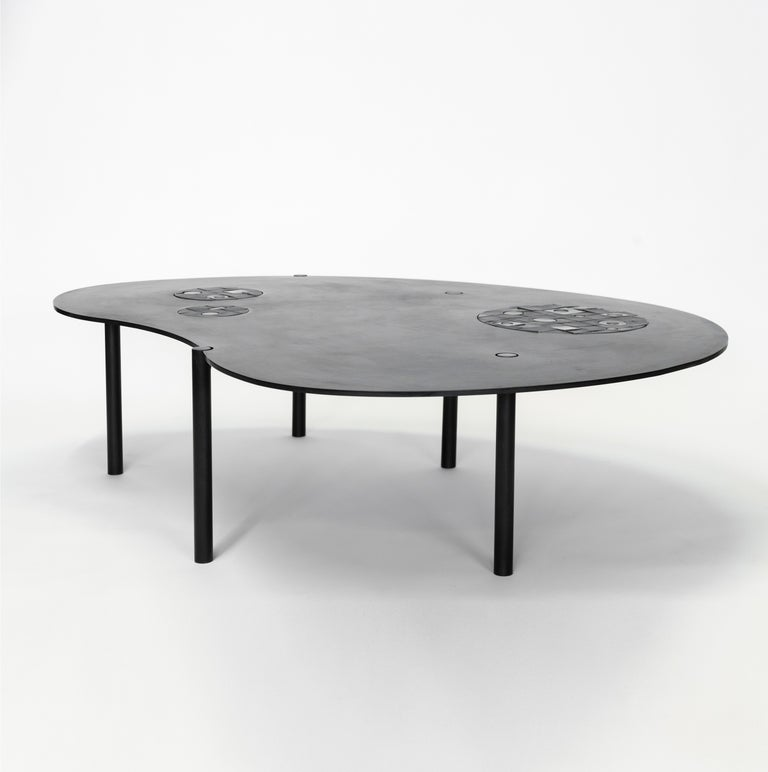 American Coffee Table No. 12 by JM Szymanski For Sale