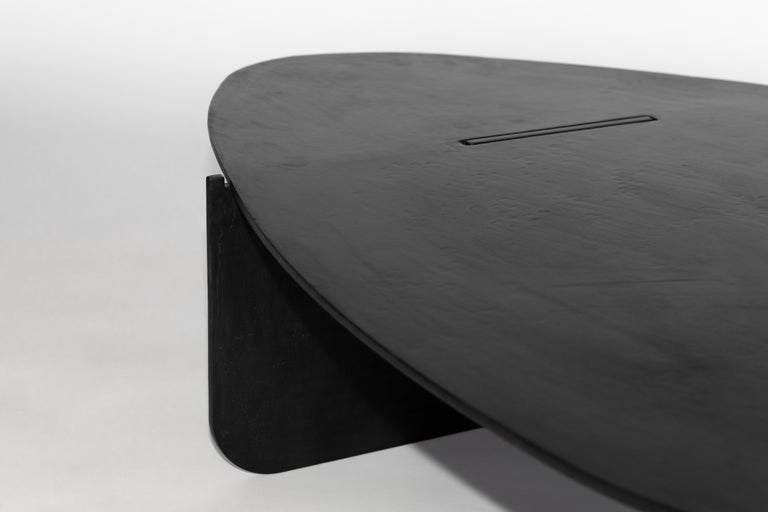 Modern Coffee Table No. 15 by JM Szymanski For Sale