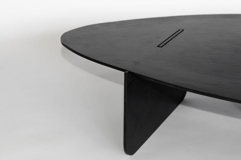 Coffee Table No. 15 by JM Szymanski In New Condition For Sale In Geneve, CH