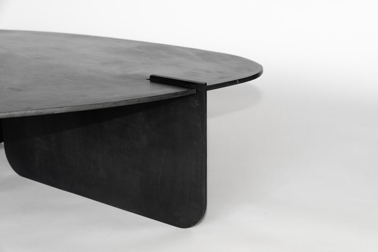 Contemporary Coffee Table No. 15 by JM Szymanski For Sale