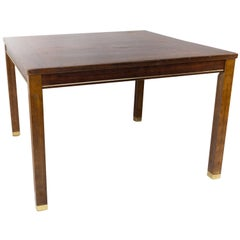 Coffee Table of Rosewood of Danish Design from the 1960s
