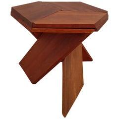Coffee Table, Scandinavian Design, Solid Teak