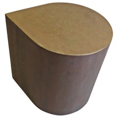 Coffee Table, Side Table,  Coated Bronze