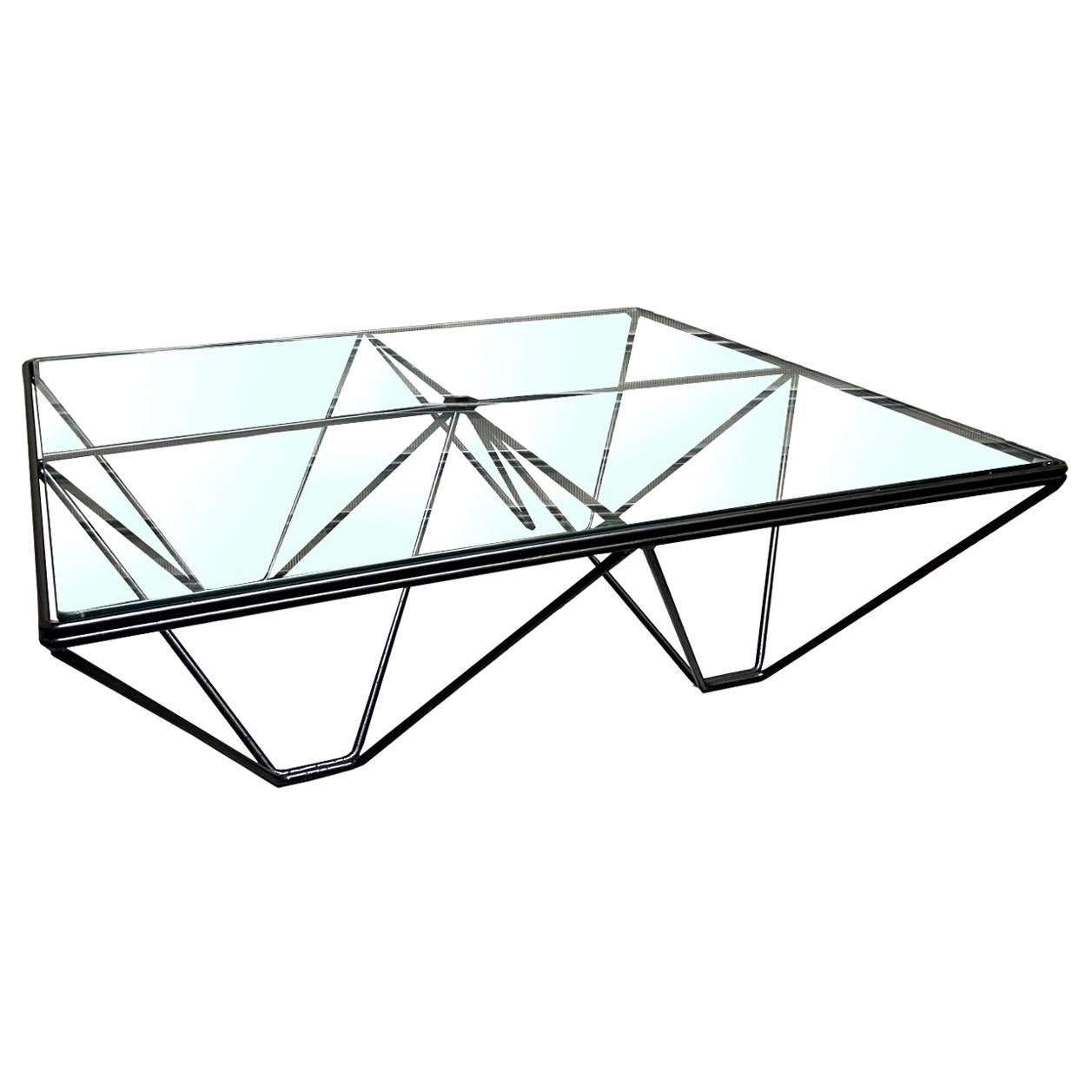 Coffee Table, Style of Paolo Piva for B&B Italia, circa 1980s