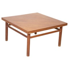 Coffee Table T.H. Robsjohn-Gibbings for Widdicomb in Wood, 1950s