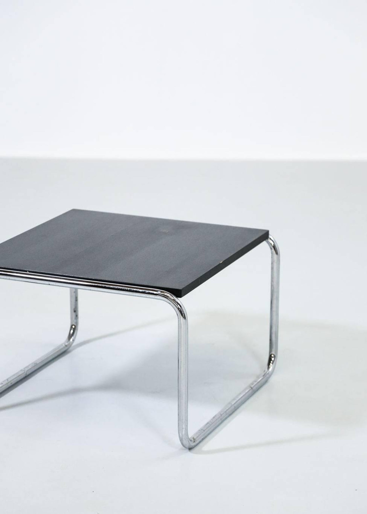 Coffee Side Table In The Style Of Marcel Breuer Bauhaus Design Germany For At 1stdibs
