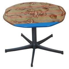 """Coffeetable """"Das Bild bist nicht Du"""" sculptural design table"""