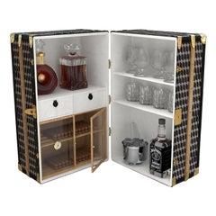 Cognac and Cigar Case