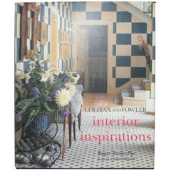 Colefax and Fowler Interior Inspirations Coffee Table Book