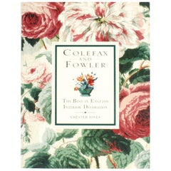 Colefax and Fowler, the Best in English Interior Decoration by Chester Jones