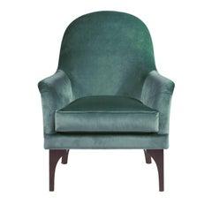 Colette Blue Armchair