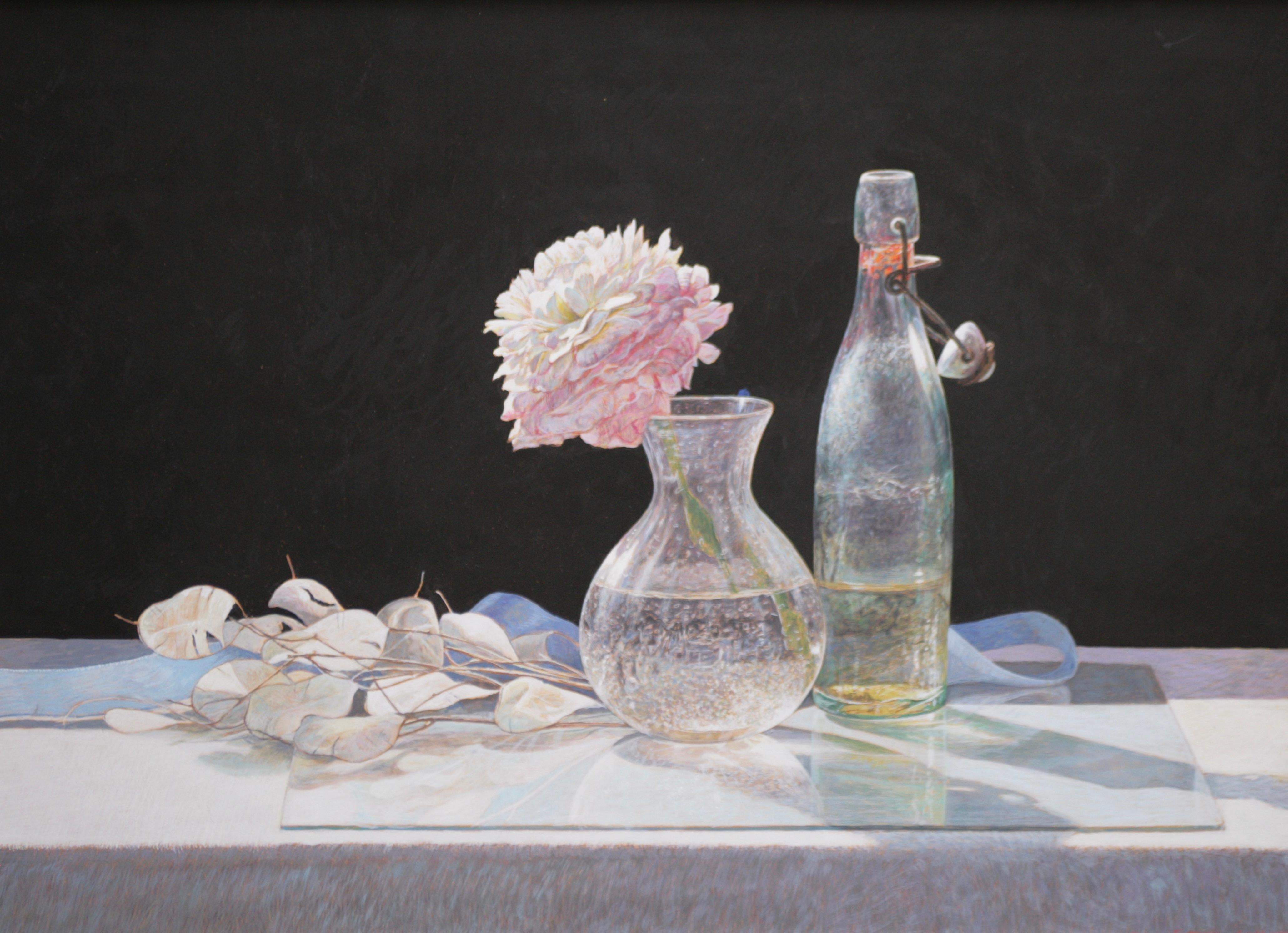 BLUE RIBBON COLIN FRASER CONTEMPORARY SCOTTISH ARTIST
