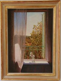 OLIVE GROVES Colin Fraser Scottish contemporary artist