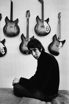 Pete Townshend at Home In London