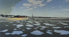 Colin Moore, Juno at Blakeney, Limited edition landscape and seascape print