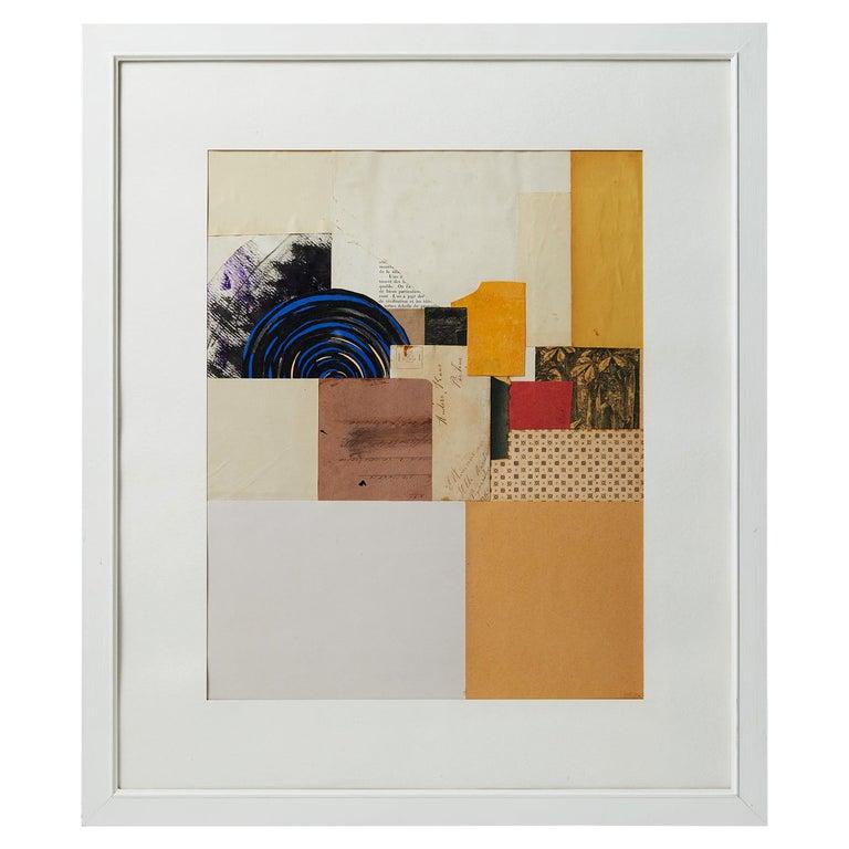 Collage Designed by Torsten Hylander, Sweden, 1980s For Sale