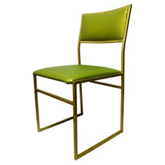 Collectible Chair in Green Color, 1970s