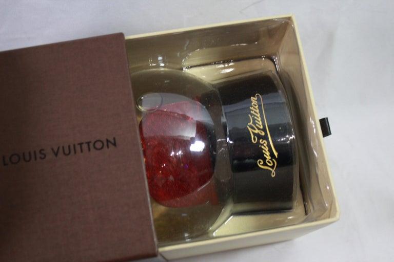 Women's or Men's Collectible Louis Vuitton Alma Bag Snowball  For Sale